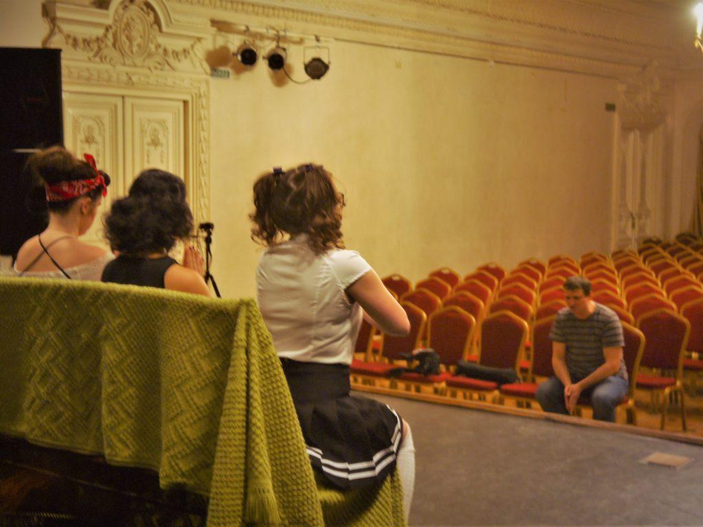 школа актерского